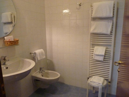 Best Western Titian Inn Hotel Venice Airport : Baño