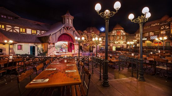 Biergarten Restaurant Orlando 200 Epcot Center Dr