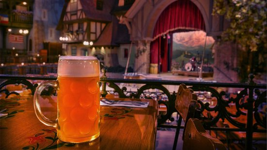 Image result for biergarten restaurant epcot