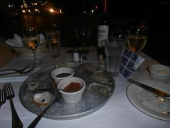 Bistro LES AMIS: Oysters