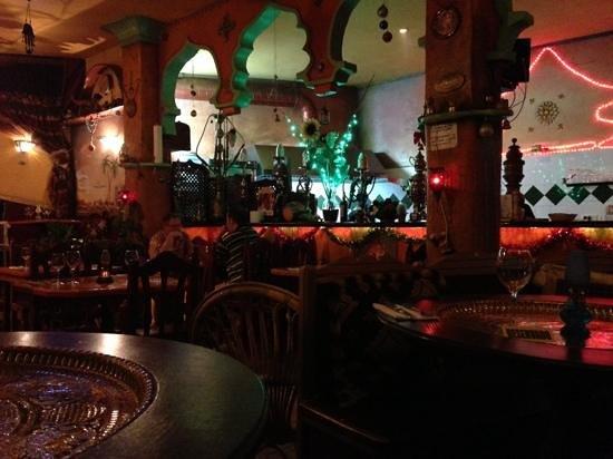 Habibi: beautiful interior