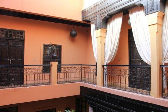 Riad Hermes: Vue de l'étage 2