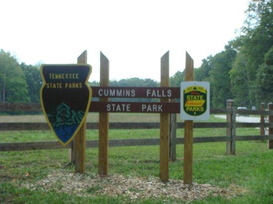 Cummins Falls State Park: .