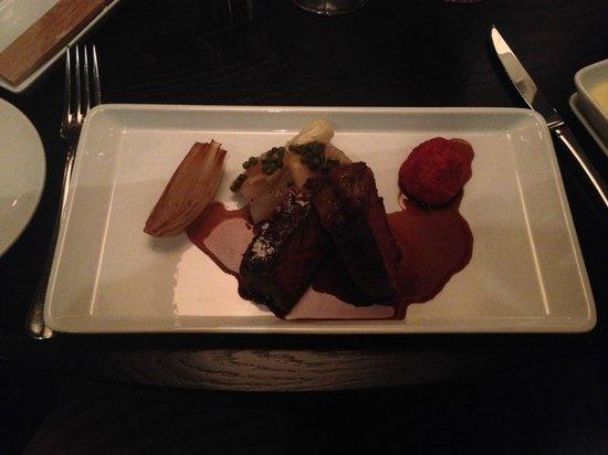 Fond Restaurang: Double beef