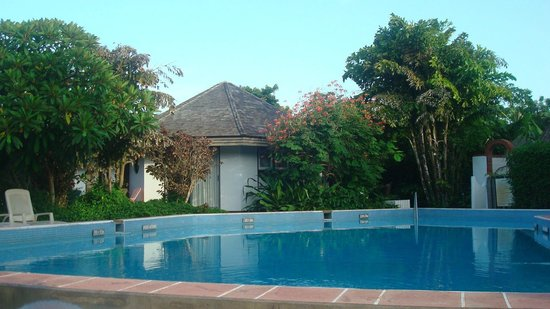 Kariwak Village Holistic Haven and Hotel: The Pool