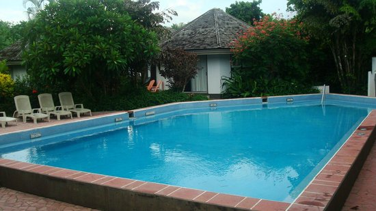 Kariwak Village Holistic Haven and Hotel: The water was great