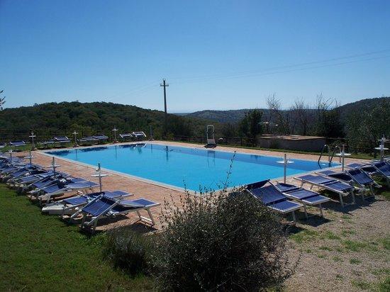 Tenuta dell'Argento Resort: pool