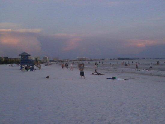 Siesta Beach: Sarasota Siesta Key Public beach