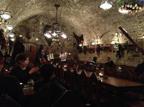 U Zlate Konvice : rustico y medieval