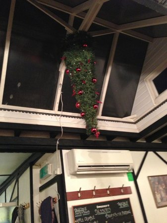 Sweeney & Todd: The Upside Down Xmas Tree