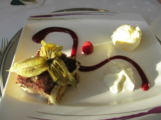 Altes Amtshaus: Nice dessert