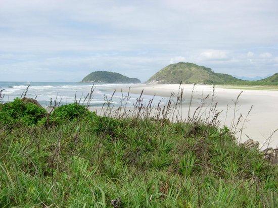 Caraguata Pousada: View of Mar do Fora Beach