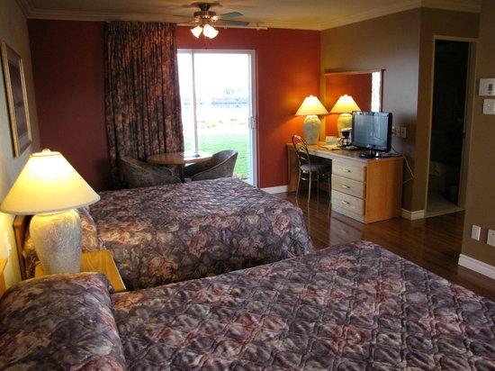 Motel Grand-Pre : Chambre 224