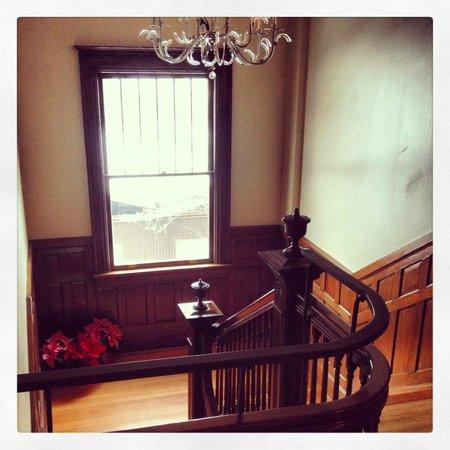 Blackwell Hotel: Amazing stairway