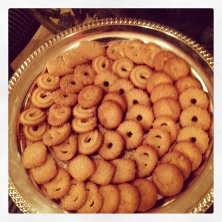 Blackwell Hotel: Welcome Cookies - sweet touch!