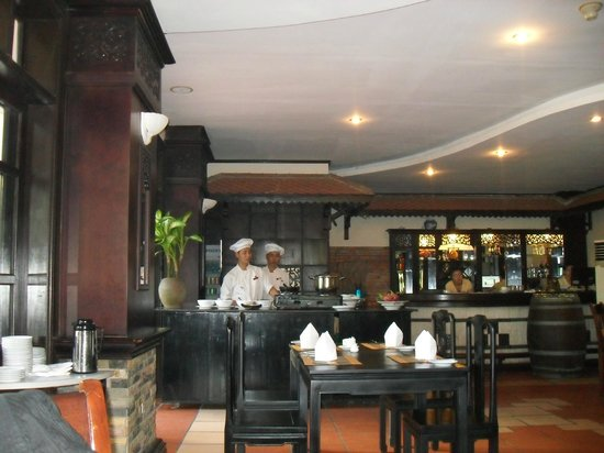 Hoi An Trails Resort: Breakfast Time, how would you like your eggs ?