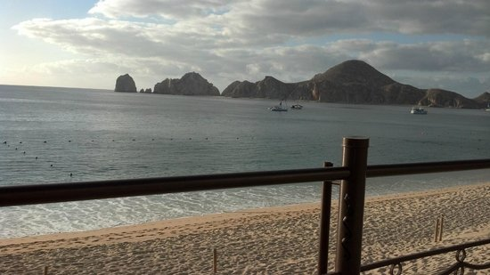 Villa del Palmar Beach Resort & Spa Los Cabos: View from Breakfast
