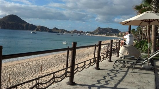 Villa del Palmar Beach Resort & Spa Los Cabos: View from Restaurant