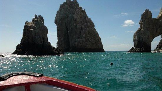 Villa del Palmar Beach Resort & Spa Los Cabos: Short Boat Ride