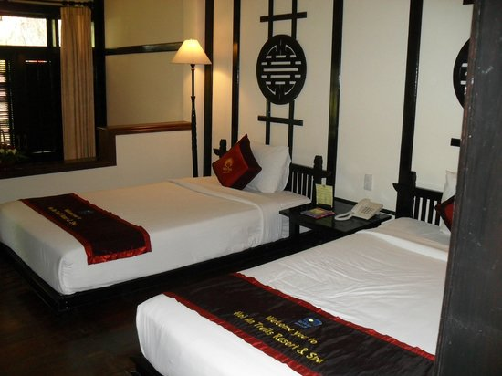 Hoi An Trails Resort: Fantastic Spacious Room