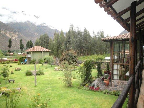 The Green House Peru: vista do quarto