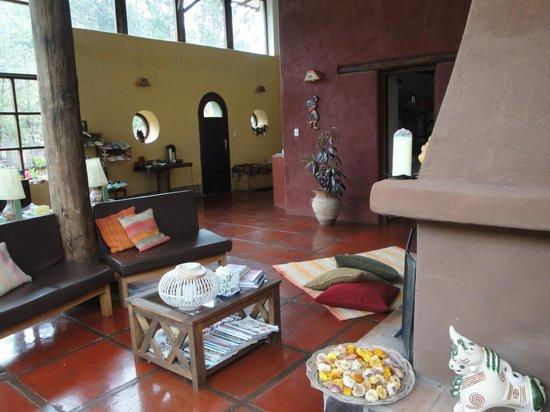 The Green House Peru: Sala da pousada