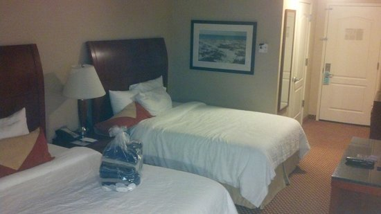 Hilton Garden Inn Melville: Double room