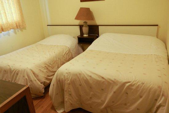 River Heights Motel: Bedroom