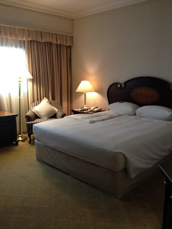 Evergreen Laurel Hotel: great room!