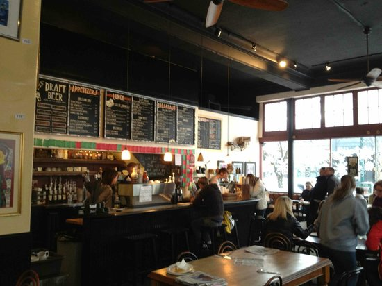 Java Coffeehouse & Cafe: Great menu, great service!