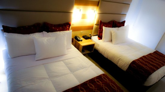 Minister Business Hotel: .