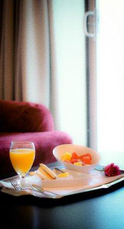 Minister Business Hotel: Habitaciones listas para tu llegada.