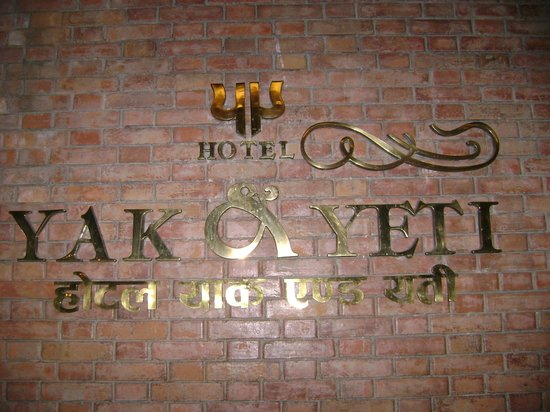 Hotel Yak & Yeti: Good place to stay in Kathmandu