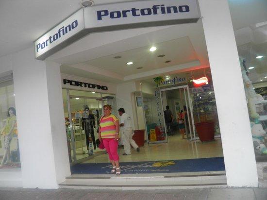 Hotel Portofino: exelente atencion