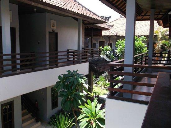 Puri Sading Hotel: Hotel