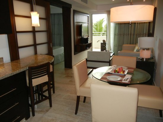 The Reserve at Paradisus Palma Real: One Bedroom Suite - Overall view