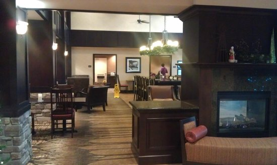 Hampton Inn & Suites Casper: Very nice