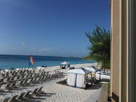 The Ritz-Carlton, Grand Cayman: Room view