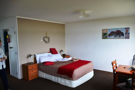 Harbour View Motel: Spacious room