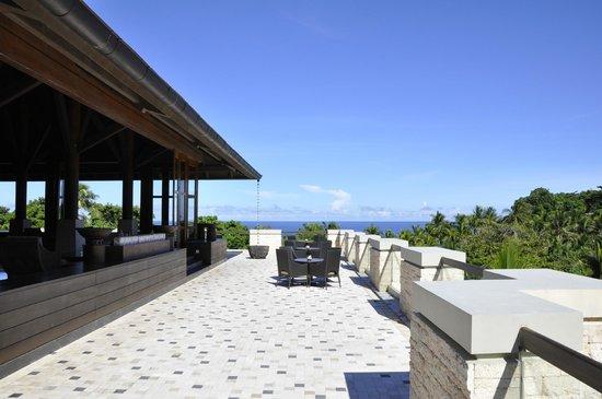 Shangri-La's Boracay Resort & Spa : Lobby area