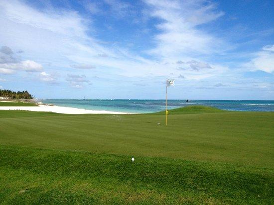 La Cana Golf Course: trou 18