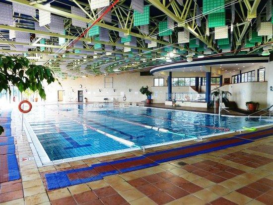 Kfar Giladi Hotel: Swimming Pool