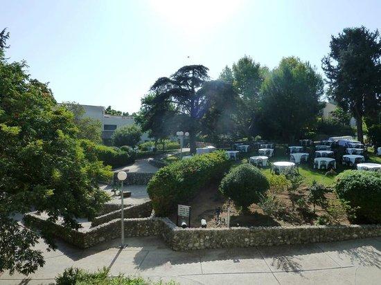 Kfar Giladi Hotel: Leisure Area Inside the Hotel