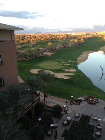 The Westin Kierland Resort & Spa: view