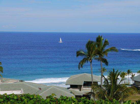 The Kapalua Villas, Maui: View from backyard
