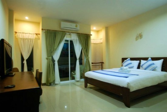 Lanta Just Come: Deluxe room