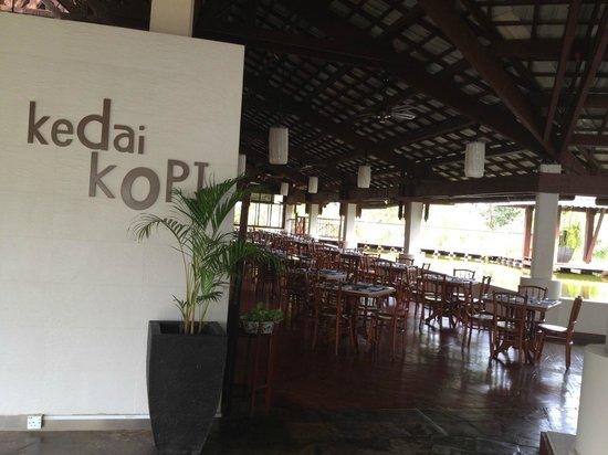 Impiana Resort Cherating: Cafe