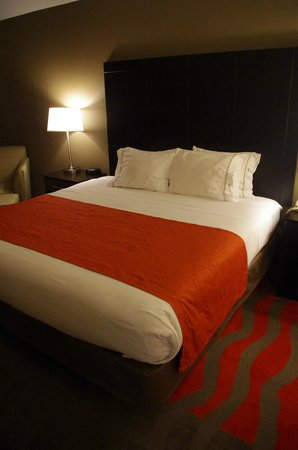 Holiday Inn Express & Suites Tupelo: Bed Area