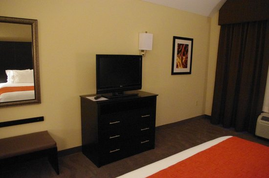 Holiday Inn Express & Suites Tupelo: Television