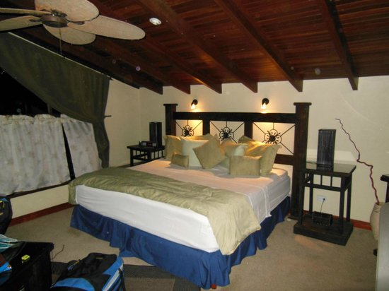 Casa Bella Rita Boutique Bed & Breakfast: The canopy room